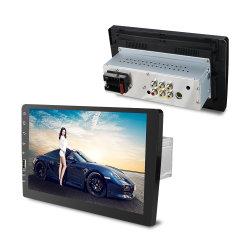 Universal 1DIN 9pouce Voiture Lecteur MP5 stéréo audio de voiture Bluetooth du système de radio FM lecteur vidéo multimédia