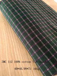 Zmc 112 100%хлопок Multi проверить текстильной