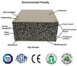 | Стандартные изолированных групп Witrh полистирола для внешних стен