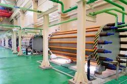高純度 99.9999% 再生可能風力発電グリーン水素発生器 電解器を使用