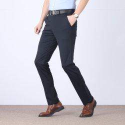 Última Epusen Estilo coreano de prendas de vestir pantalones para hombres de negocios
