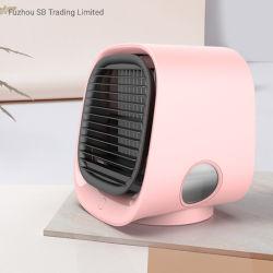 Mini USB Enfriador de aire portátil LV3 La Energía Eólica para el hogar/trabajo/Uso de oficina