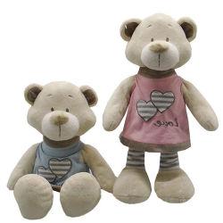 هدايا الرضع صديق للبيئة وثيرة وثيرة والبلش الحيوانات جميلة سعر لعبة الأطفال الحنان