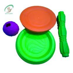 Banheira de Venda Nova Eva programável de Segurança de brinquedos Pet Definir Dog anel esférico e Frisbee