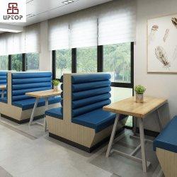 (SP-CS158) أثاث مطعم المقاولة طاولة أريكة