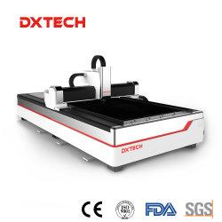 Fabrik Lieferant 500W 1200W 6000W Sheet Pipe Tube Steel CNC Fasermetall-Laser-Cutter Schneiden Gravieren Markiermaschine für Platte Edelstahl Kohlenstoffstahl