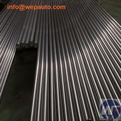 Albero lineare in acciaio cromato di precisione, asse ottico liscio