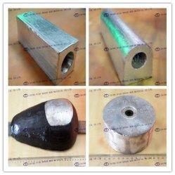 De hoge Potentiële Legering van het Magnesium van de Anode 17D3, de Anode van het Magnesium van de Anode Sacrifical 17D3