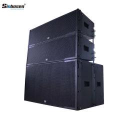 Sinbosen 사운드 시스템 선 배열 스피커는 선 배열 SA-212 DJ 스피커 12 인치 이중으로 한다