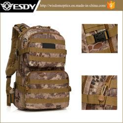 Asalto del ejército militar Pack Outdoor Montañismo tácticas camuflaje mochila de caza