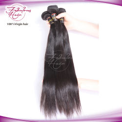 8une jeune vierge donateurs malaisien de cheveux humains de la Chine Remy Hair