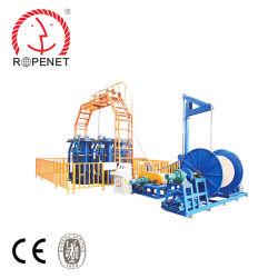 Cuerda para Hawser y red de pesca y el cable trenzado de cuerda de seguridad de la máquina