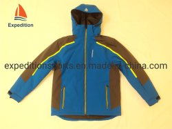 Diseño de prendas de vestir de moda chaquetas Garment-Ski Jacket Chaqueta de invierno y otoño para el esquí y actividades al aire libre
