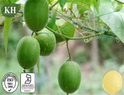 Los edulcorantes naturales Mogroside 2,5%~55% de Luo Han Guo extraer
