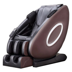 Corps plein air Zero Gravity 3D de pression de fauteuil de massage de bureau