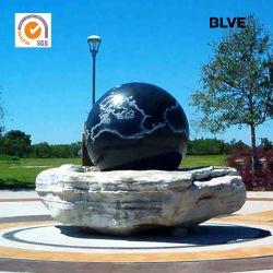 Décoration de jardin grand bal de la sculpture fontaine en marbre