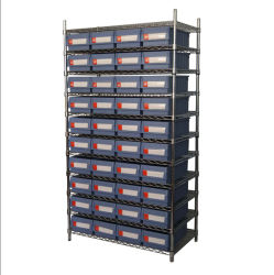 Fio Pesado estantes para o compartimento de prateleira de armazenamento