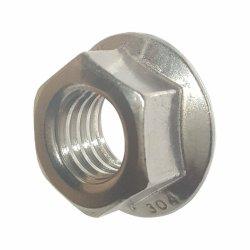 Fije la tuerca del tornillo de anclaje de rosca del tornillo hexagonal largo
