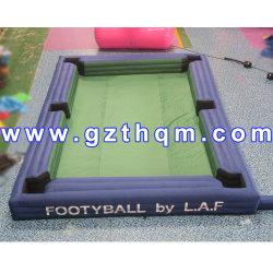 De opblaasbare Bal van het Biljart van /Inflatable van het Gebied van de Voetbal van de Snooker voor Snook van de Voet Spel