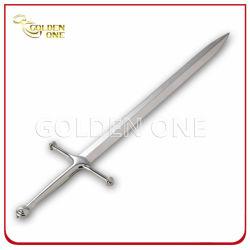 Mode d'Épée plaqué argent forme Ouvre-lettre de métal