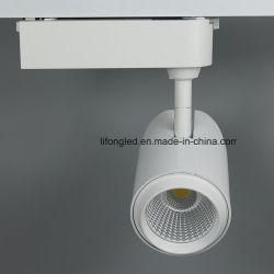 Indicatore luminoso economizzatore d'energia della pista del punto della PANNOCCHIA 18W LED di RoHS del Ce