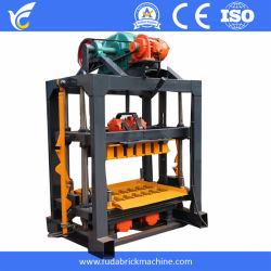 40-2 Qt Bloco Manual da Máquina, facilitando o Bloco Oco