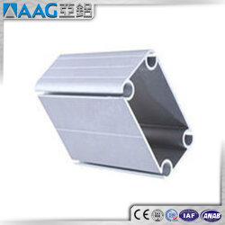 6082 Profilo In Lega Dura In Alluminio Per Tenda