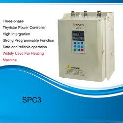 Modo de Controle de Diversos Marcação 3 Fase 25A-450UM Tiristor Regulador de Potência