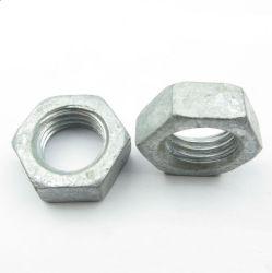 Commerce de gros prix d'usine ANSI M2 de l'écrou hexagonal en acier inoxydable