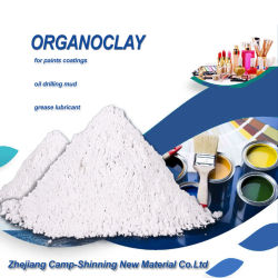 Organoclay приложений для краски смазки консистентной смазкой