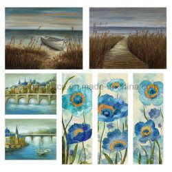 Art de la peinture artistique Coach Printing Canvas Décoration intérieure Canvas Painting