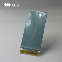 Spray de cor azul/metal/cerâmica pintura a pó para máquinas de hardware e da Indústria da Construção
