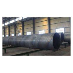 API 5L Gr. B arc submergé en spirale du tube en acier soudé