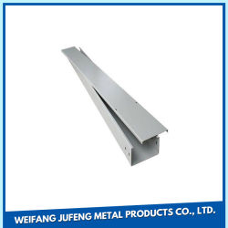 Hoja de Metal piezas de estampación de flexión de fabricación