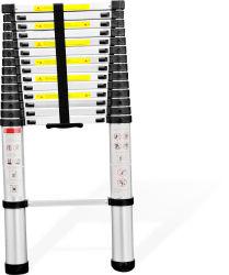 L'échelle télescopique&Extandable plié avec barre stabilisatrice