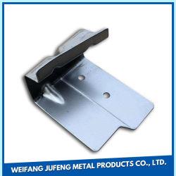 進歩的なアルミニウムにくねりのカットシート金属の押すこと
