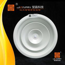 Круглый потолочный круговой воздушный диффузор для системы отопления