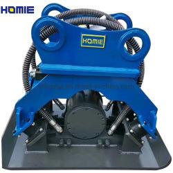 中国のブランドのHomieの掘削機の振動版のコンパクターの製造者