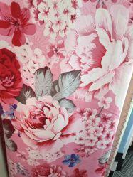 Китай поставщиком Peony Flower кровати лист Мягкая на ощупь 100% полиэстера