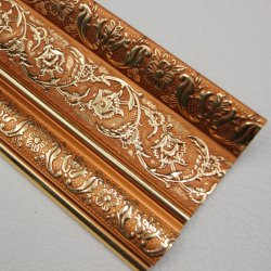 금 색깔 최신 판매 폴리스티렌 크라운 처마 장식 조형 이라크 중동 및 러시아 작풍