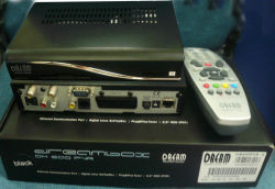 Dreambox 600 DM600 RVP DM600