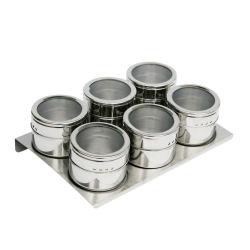 OEMの新しいステンレス鋼の香辛料セット