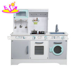 Auf Verkauf Moderne Holz elektrische Spielküche für Kinder W10c467D