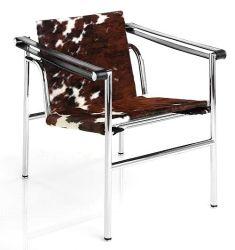 Ле Корбюзье Basculant стул (C009)