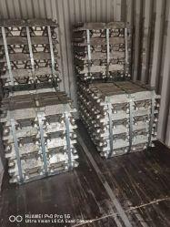 Estándar de lingotes de aluminio de alta lingote de metal de aluminio puro el bloque de aluminio lingotes de aluminio