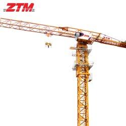 Ztm T616-32ton E Kobelco مقطورة مع وعرة رافعة الأرض المحمولة شاحنة ذات طرف رافعة برج مسطحة مسطحة سعة 4 أطنان للبيع جنوب أفريقيا