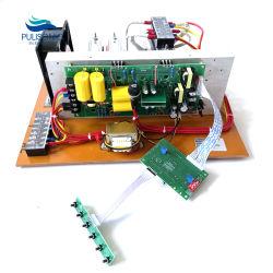 1800 واط، طاقة عالية، 40 لترًا-60 لترًا، منظف بالموجات فوق الصوتية، لوحة مولد الغاسلة 25K-40K