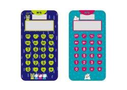 M&G ميني لطيف هدية حاسبة قرطاسية الطالب المحمولة الحاسبة