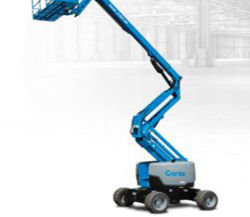 12m Genie Brand articulando Auto Propellered Sky Antena de Trabalho de Elevação da Lança