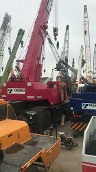 Tadano japonés usado Tr500-Ex 50t camión grúa en perfecto estado de funcionamiento con precios razonables. Tadano Camión grúa móvil de segunda mano Tr500-Ex en venta